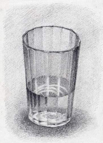 рисунок стеклянного стакана.jpg