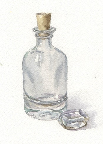 Стеклянная бутылочка с пробкой.jpg