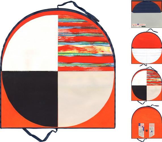 2004 Эгоцентризм-Геометрия, 30,7х29,8 см, см. тех. тир-4 экз..