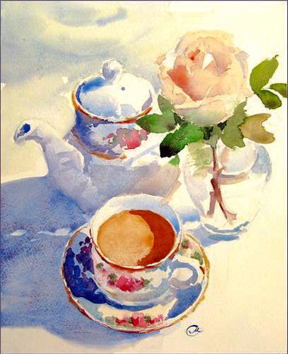 Завтрак с кофе