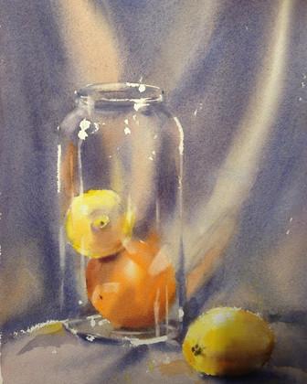 Лимоны в банке