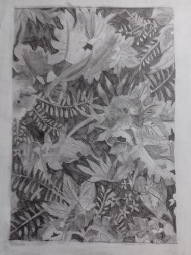 Орнамент ткань