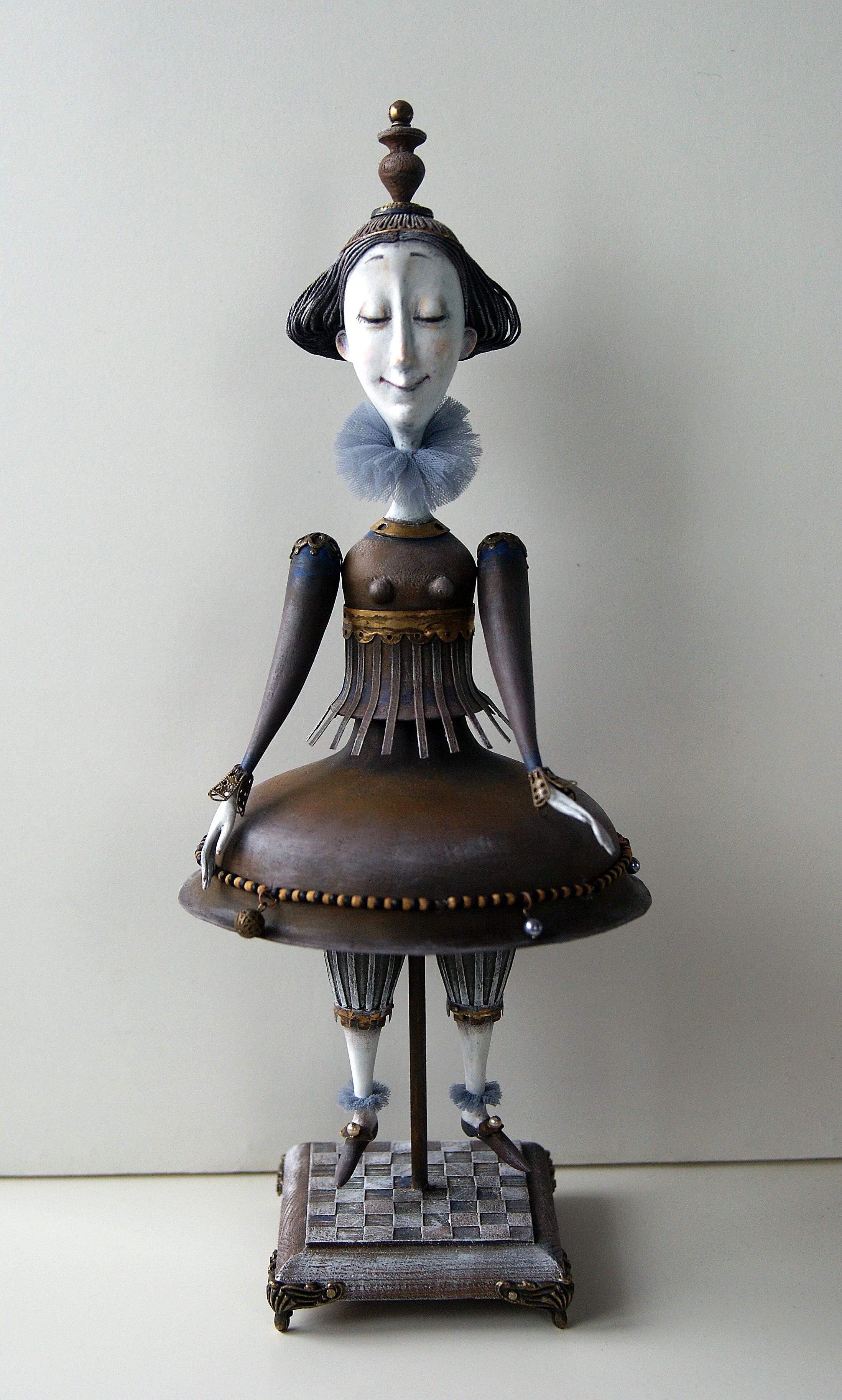 Кукла Татьяны Минаевой