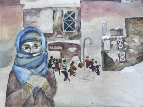 Ирина Богачёва 13 лет, Блокадный хлеб. Преподаватель Ремишевский В.Б.
