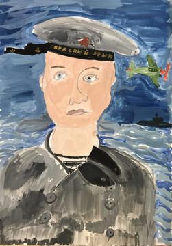 Елизавета Тимофеева 9 лет, Морячок. Преподаватель Кувайкина С.М.