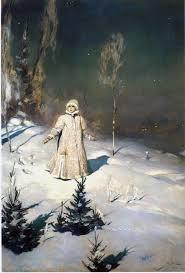 Снегурочка В.М.Васнецова