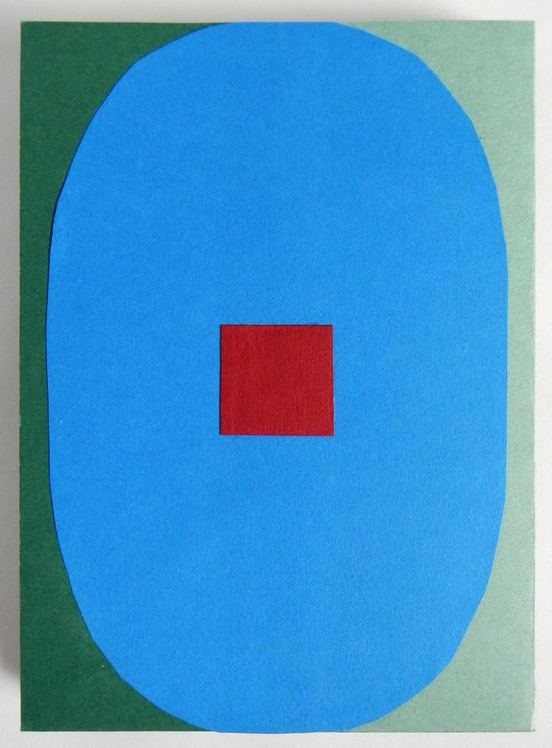 2017 Vector (homage to Bruno Munari), б. апликациями, 134,5х21 см.-8