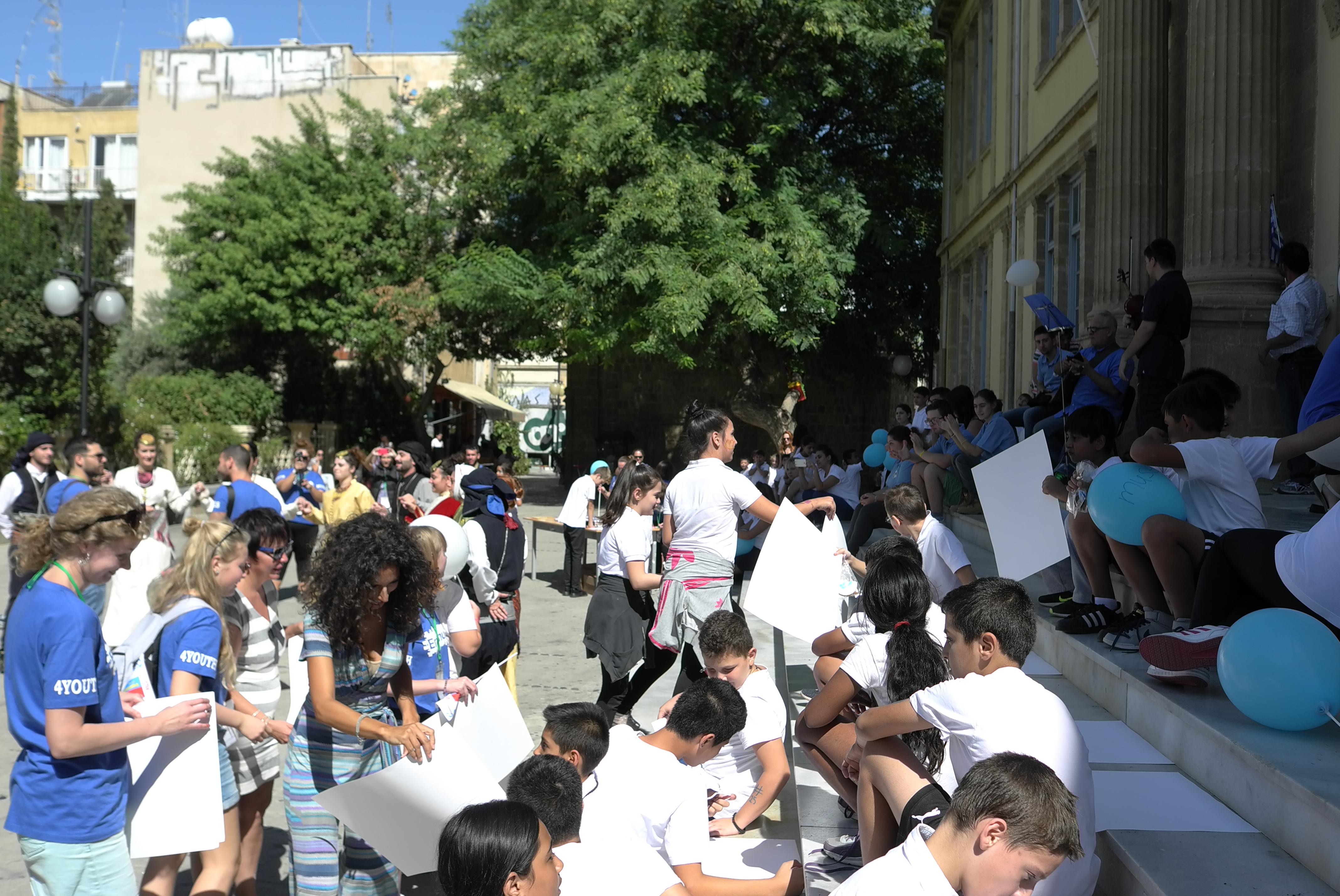 Подготовка к мастер-классу Кипр Никосия