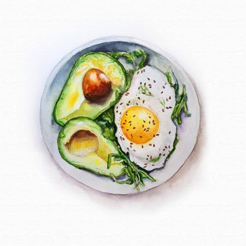 Тарелка с авокадо.jpg