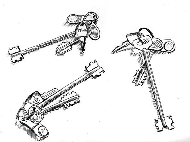 Ключи. Наброски..jpg