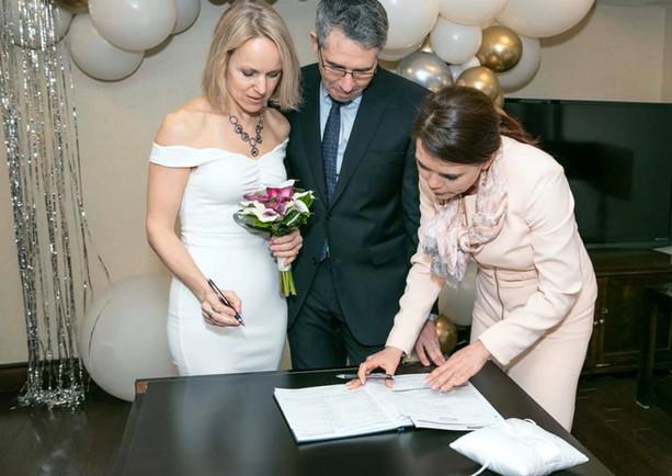 urgent wedding certificate