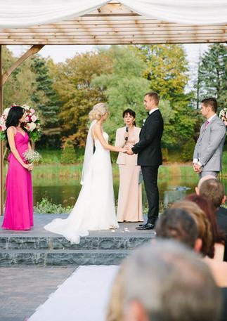 Wedding Officiant GTA Olesya Tsvok