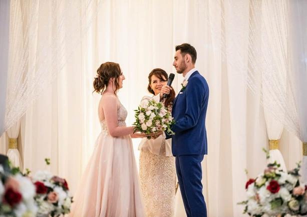 best wedding officiant gta