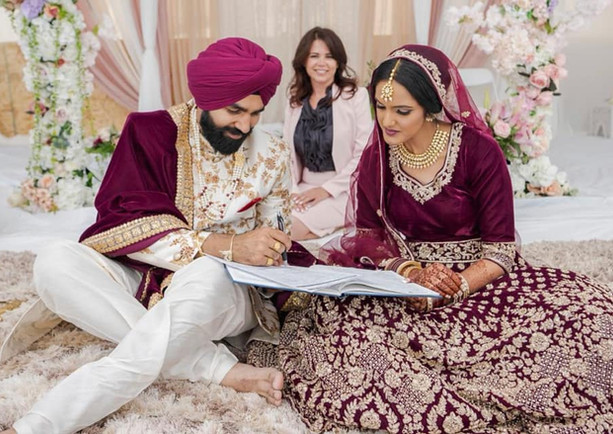 How to obtain the marriage licence