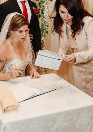 Marriage licence Innisfil