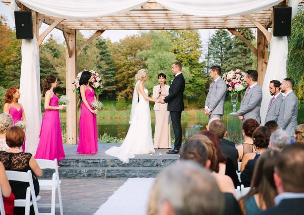 wedding officiant vaughan