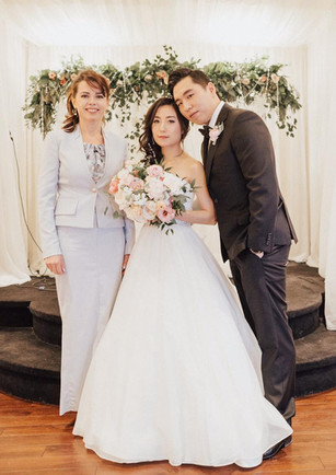 marriage officiant toronto