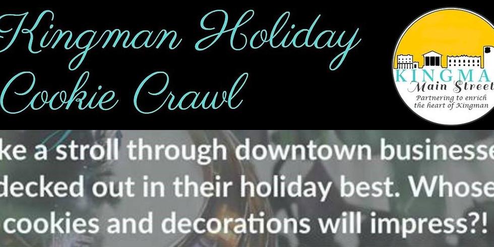 Kingman Holiday Cookie Crawl