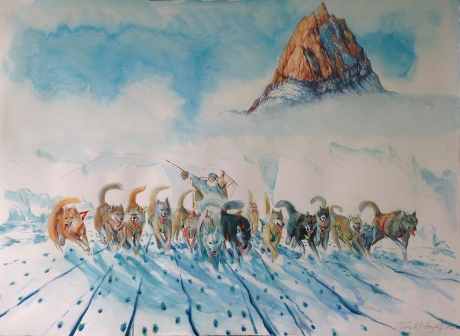 Art by Pierre Auzias