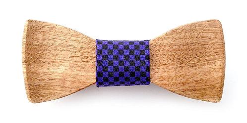 Oak Bow Tie