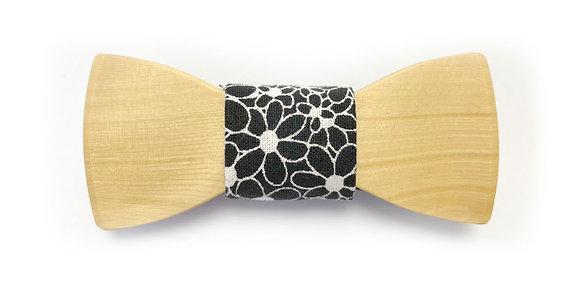 Huon Pine Bow Tie - small