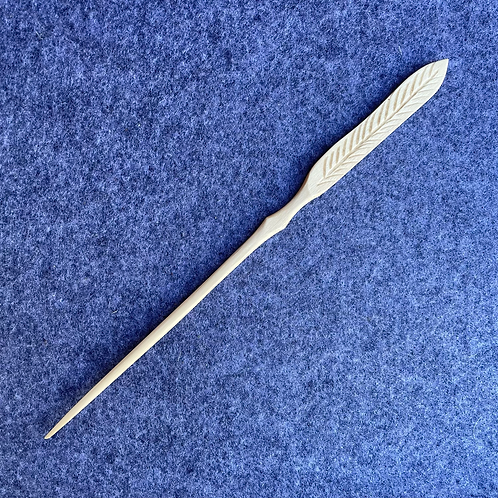 Timber Hair Quill