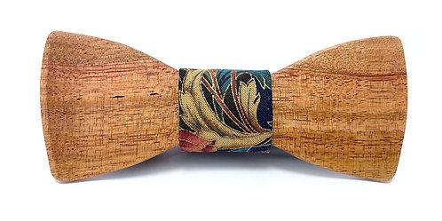 Silver Wattle Bow Tie