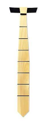 Huon Pine Neck Tie