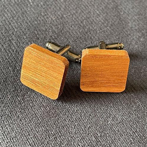 Tasmanian Oak Cufflinks