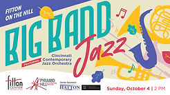 Fitton on the Hill_Big Band Jazz_Banners