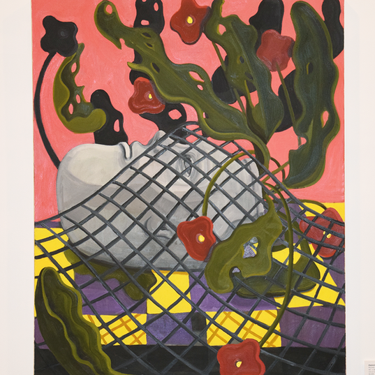 Set in Stone, Michael Stillion, 2020