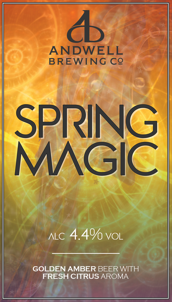 Spring Magic is here!