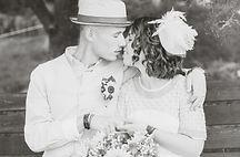 Bröllopsfotografering Ljungskile