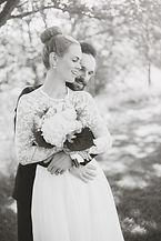 Bröllopsfotografering Stuvfenäs