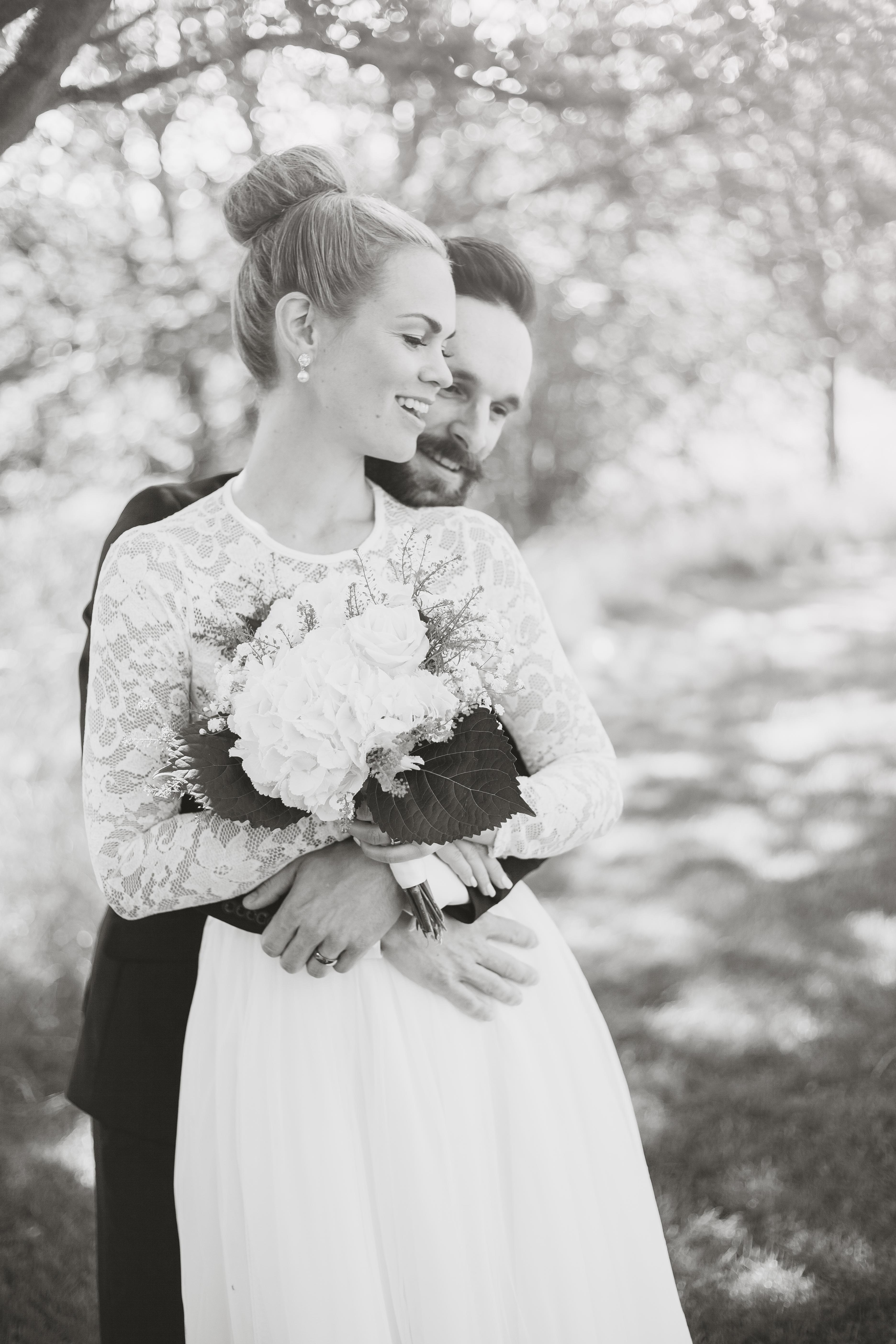Bröllopsfotografering Stuvfenäs - Ka