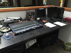 2016 - Video and Sound Systems serve the Worship Center and Fellowship Hall