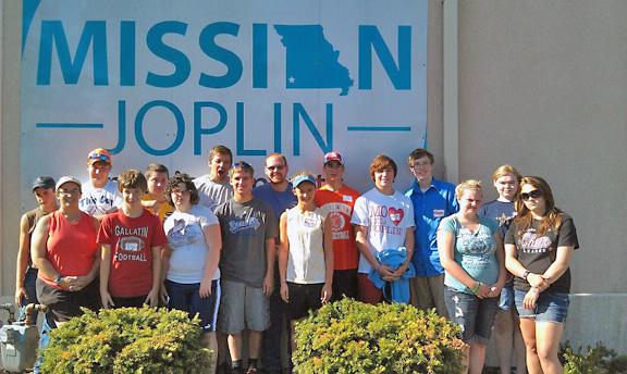 Joplin Mission 2012