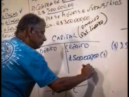 Nota de Pesar Professor Pedro Lopes