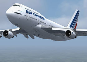 iFly 747 v2   TOGA projects   High quality simulation   France