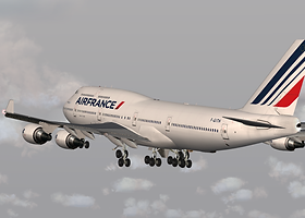 iFly 747 v2 | TOGA projects | High quality simulation | France
