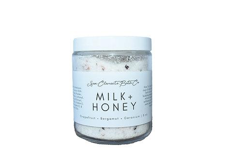 Milk + Honey Bath Soak