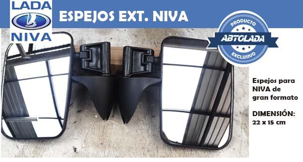 ESPEJOS NIVA 4X4
