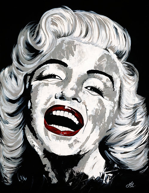 Glicee Print 'Simply Marilyn'