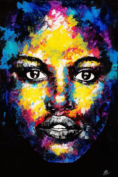 Giclee Print 'Glow of Beauty'