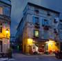 Arles petite rue de nuit