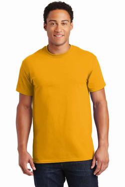 Gold TeeShirt Front
