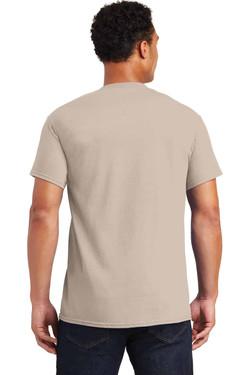 Sand Teeshirt Back