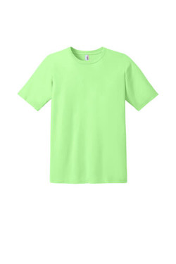 Key Lime Custom Tee Front