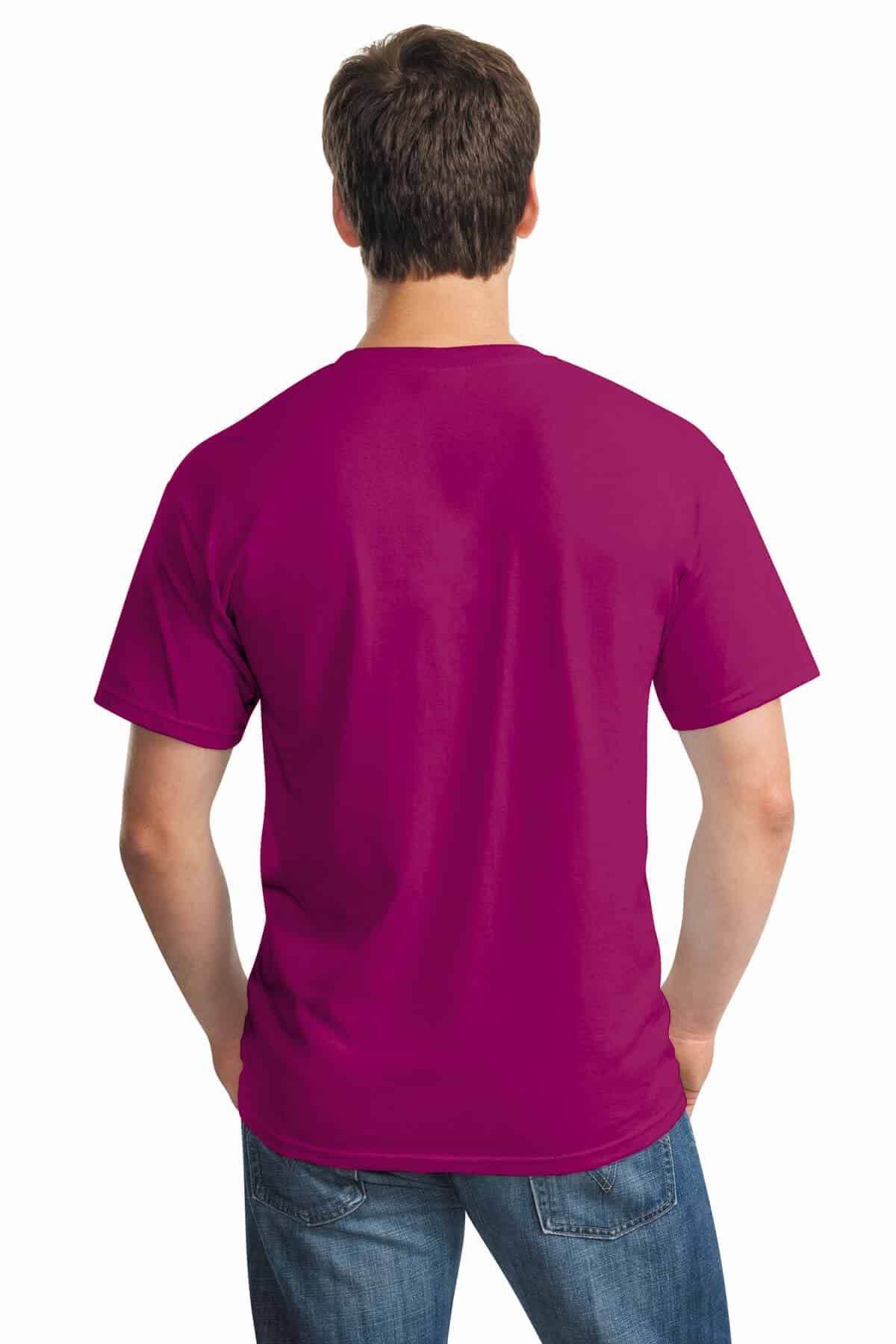 Berry Tee Back