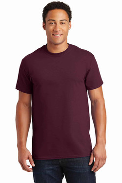Maroon TeeShirt Front